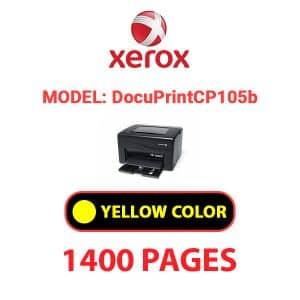 DocuPrintCP105b 1 - Xerox Printer
