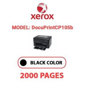 DocuPrintCP105b - Xerox Printer