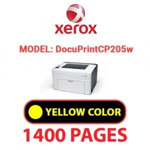 DocuPrintCP205w 1 - Xerox Printer