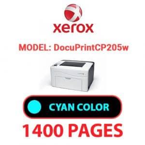 DocuPrintCP205w 2 - Xerox Printer