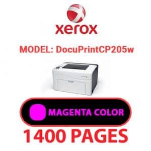 DocuPrintCP205w 3 - Xerox Printer