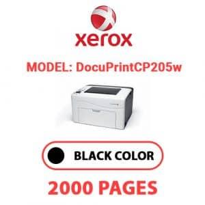 DocuPrintCP205w - Xerox Printer