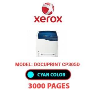 DocuPrintCP305D 1 - Xerox Printer