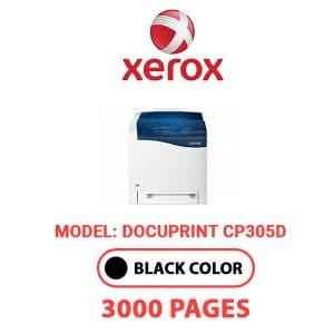 DocuPrintCP305D - Xerox Printer