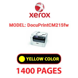 DocuPrint CM215fw 1 - Xerox Printer