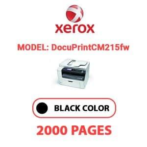 DocuPrint CM215fw - Xerox Printer