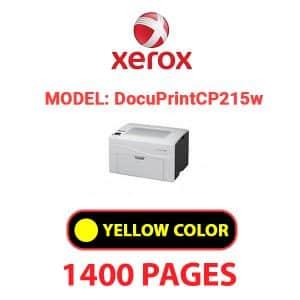DocuPrint CP215w 1 - Xerox Printer