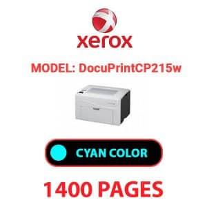 DocuPrint CP215w 2 - Xerox Printer