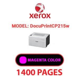 DocuPrint CP215w 3 - Xerox Printer
