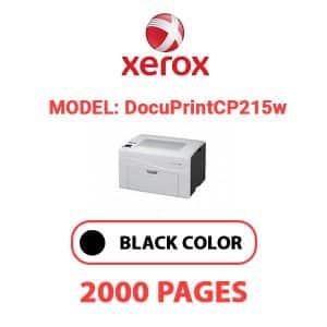 DocuPrint CP215w - Xerox Printer