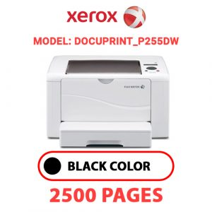 DocuPrint P255DW - Xerox Printer