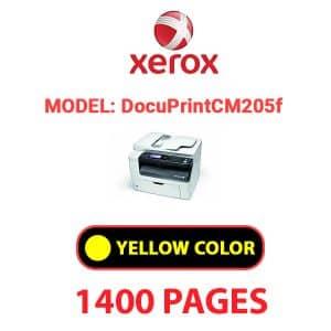 Docuprint CM205f 1 - Xerox Printer