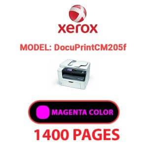 Docuprint CM205f 3 - Xerox Printer