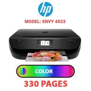 ENVY 4523 - HP Printer