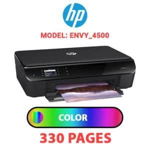 ENVY 4500 1 - HP Printer