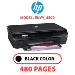 ENVY 4500 - HP Printer