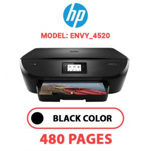 ENVY 4520 - HP Printer