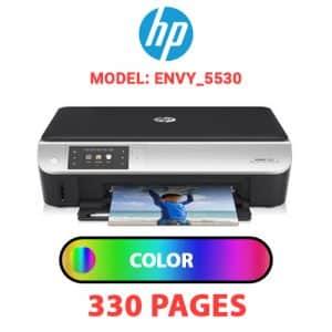 ENVY 5530 1 - HP Printer