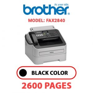 FAX2840 1 - Brother Printer