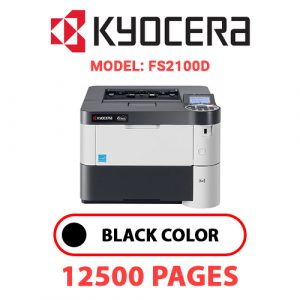 FS2100D - Kyocera Printer