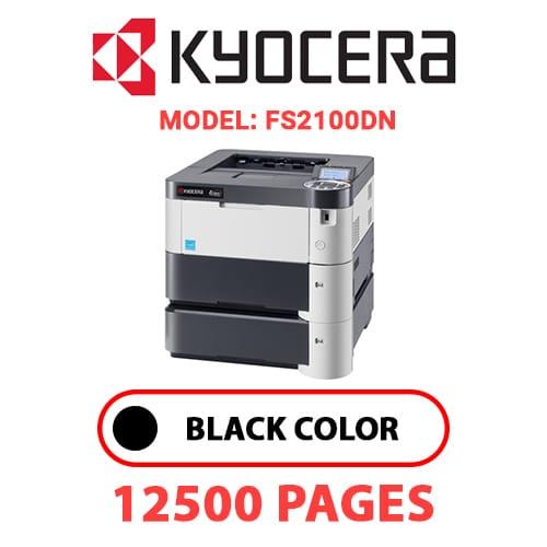 FS2100DN - KYOCERA FS2100DN - BLACK TONER