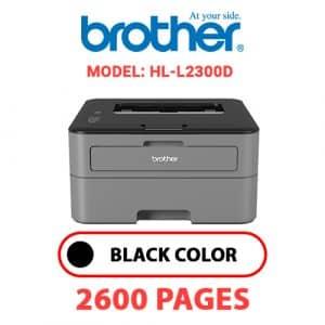 HL L2300D 1 - Brother Printer