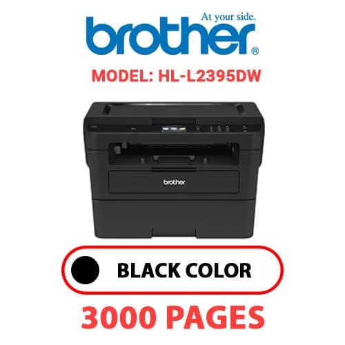 HL L2395DW 1 - BROTHER HL-L2395DW - BLACK TONER