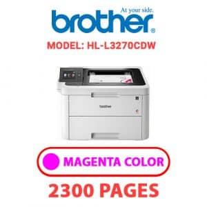 HL L3270CDW 2 - Brother Printer