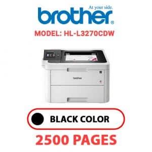 HL L3270CDW - Brother Printer