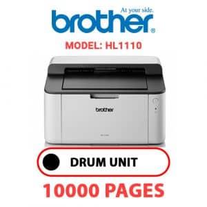 HL1110 1 - Brother Printer