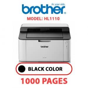 HL1110 - Brother Printer