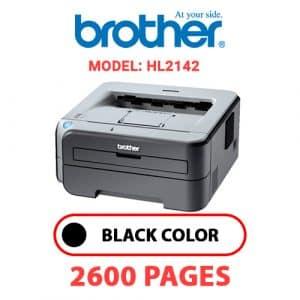 HL2142 - Brother Printer