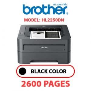 HL2250DN 1 - Brother Printer