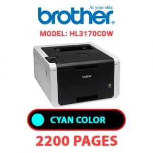 HL3170CDW 2 - Brother Printer