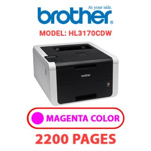HL3170CDW 3 - Brother Printer