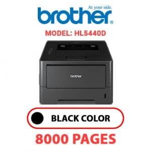 HL5440D 1 - Brother Printer