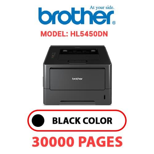 HL5450DN - BROTHER HL5450DN - BLACK DRUM