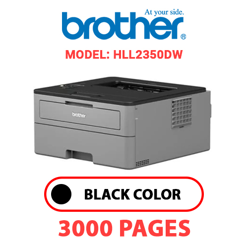 HLL2350DW 1 - BROTHER HLL2350DW - BLACK TONER