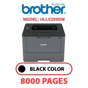 HLL5200DW - Brother Printer