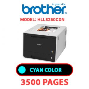 HLL8250CDN 1 - Brother Printer