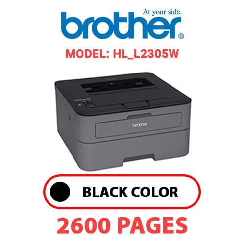 HL L2305W 1 - BROTHER HL_L2305W - BLACK TONER