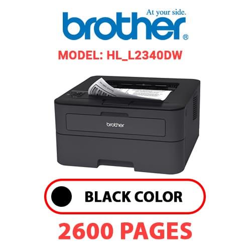 HL L2340DW 1 - BROTHER HL_L2340DW - BLACK TONER