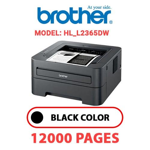 HL L2365DW - BROTHER HL_L2365DW - BLACK DRUM UNIT