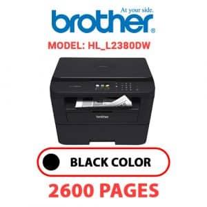 HL L2380DW 1 - Brother Printer