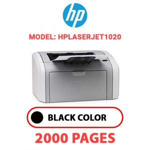 HPLaserJet1020 - HP Printer