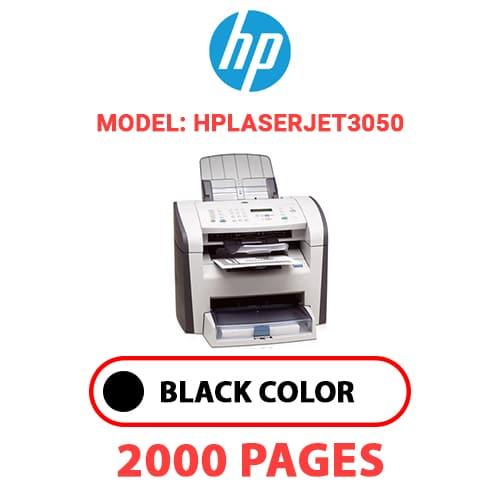 HPLaserJet3050 - HP HPLaserJet3050 -  BLACK TONER