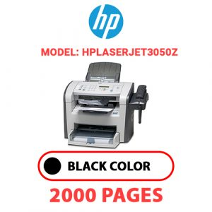 HPLaserJet3050z - HP Printer