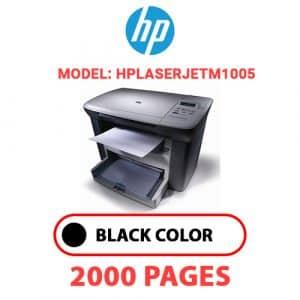 HPLaserJetM1005 - HP Printer