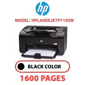 HPLaserJetP1102w - HP Printer