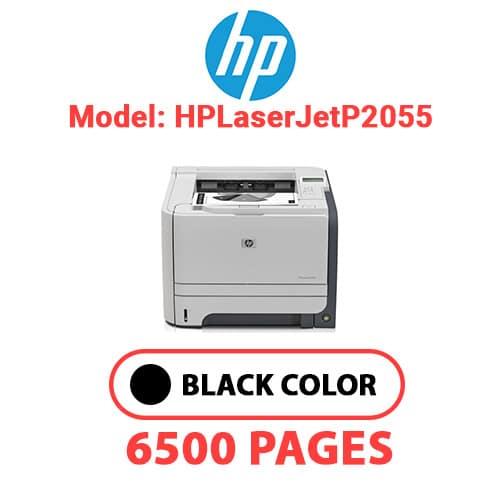 HPLaserJetP2055 - HP LASERJET P2055 #05X BLACK TONER CARTRIDGE (CE505X)